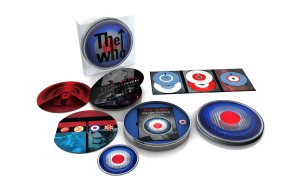 The Who - Quadrophenia Live Box Contents