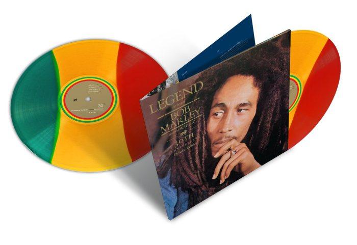 Legend 30 vinyl
