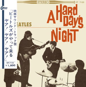 Beatles - Hard Day's Night Japan