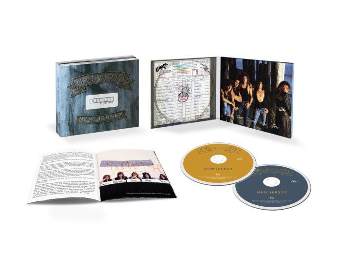 Bon Jovi New Jersey Deluxe