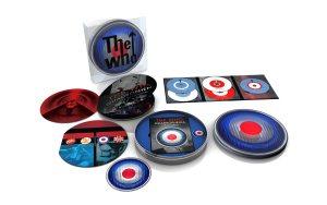 The Who - Quadrophenia Live Box Contents