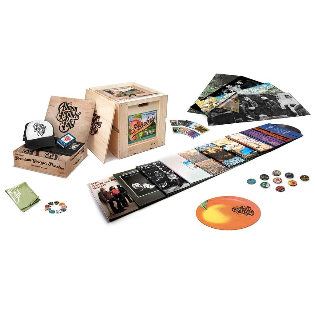 Eat a Peach: Massive Allman Brothers Band Vinyl Box Due This