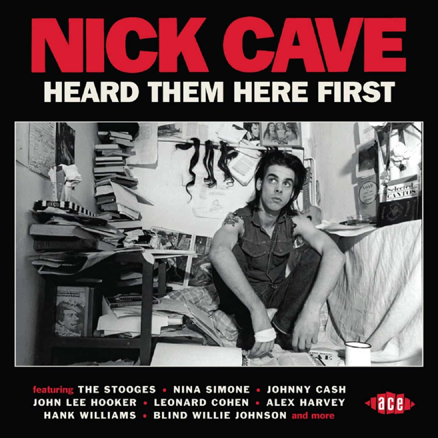 "The Bad Seeds: ""Nick Cave Heard Them Here First"" Features"